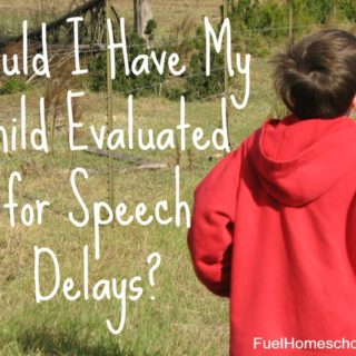 Should I Have My Child Evaluated for Speech Delays?