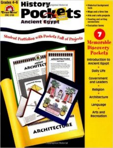History Pockets - Ancient Egypt
