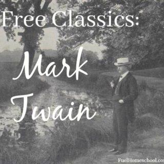 Free Classics: Mark Twain