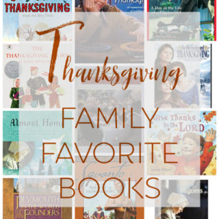 Thanksgiving Family Favorite Books