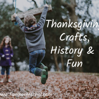 Thanksgiving Crafts, History and Fun